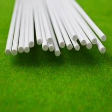 FREE SHIPPING 100pcs 0.5mm ABS round plastic rod