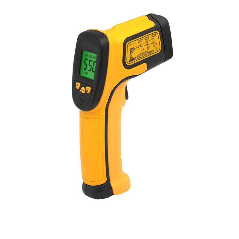 Digital Infrared thermometer laser non-contact temperature meter measuring gun electronic AS550 -32-550C  цены