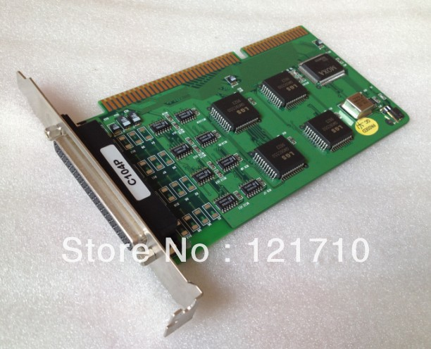 все цены на Industrial board MOXA ISA interface C104P PCBC104 VER 3.1serial cards онлайн