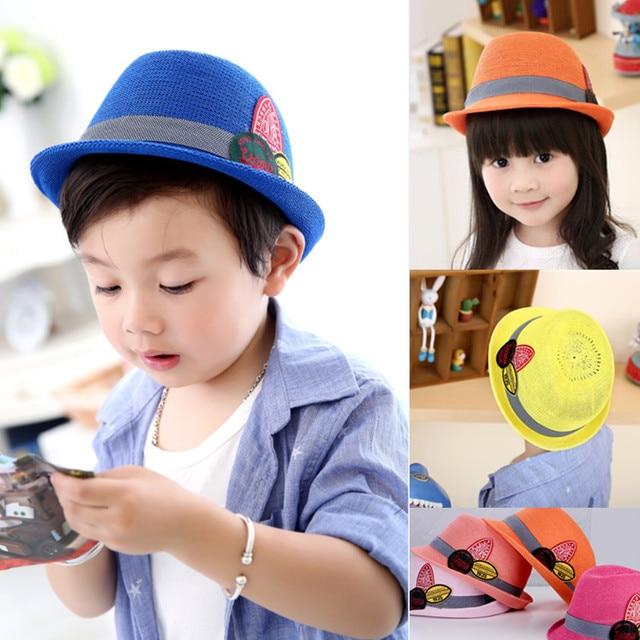 0f74bc25c6c609 Children hats & caps100% Wool Baby hat cat ear kids fedora hat winter warm  soft kid cute cap size 52-54CM for child girl hat