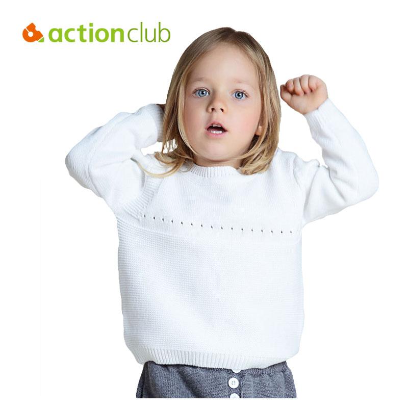 2016 Fashion Baby Girls Sweater T-shirt Kids Thicken Rabbit Pattern Animal Shirts For Children Sweater Spring Clothing KU1030