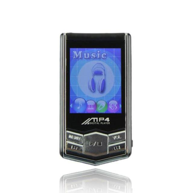 Best Price 16GB Slim MP4 Music Player With 1.8 inch LCD Screen FM Radio Video Games & Movie