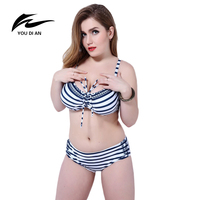 Push Up Bikini Set Sexy Girl Plus Size Swimwear Bikini Biquinis Plus Bathing Suit Brand Swimsuit