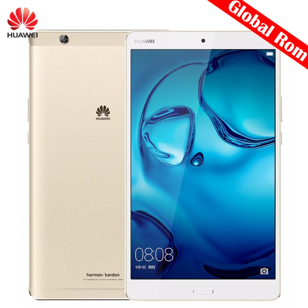 Originale Ufficiale Globale ROM Huawei MediaPad M3 BTV-W09 8.4 pollice 4 gb di RAM 64 gb ROM EMUI 4.1 Kirin 950 octa Core GPS