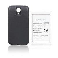 ความจุสูง7600มิลลิแอมป์ชั่วโมงเปลี่ยนโทรศัพท์Commercal NFCขยายแบตเตอรี่B AtteriaสำหรับSamsung Galaxy S4 i9500ด้วยฝาครอ...