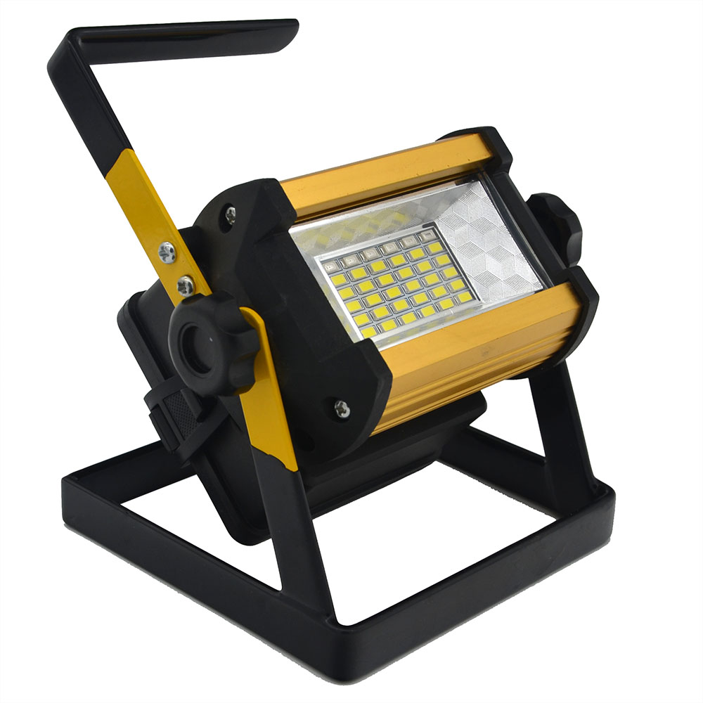 Newest Ultra Bright LED Flood Light 30W IPX67 Waterproof Floodlight Spotlight Outdoor Lighting Camping Lantern стоимость