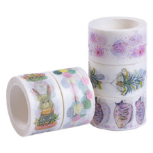 25mm*7m kawaii balloonr paper washi tape DIY decoration scrapbooking planner masking tape adhesive tape label sticker stationery недорого
