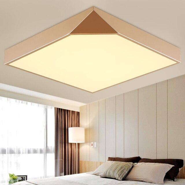 Moderne Creative Plafonniers led salon Lampe luminaire plafonnier ...