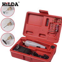 HILDA Mini Electric Drill 15pcs DIY Dremel Accessories Grinding Tool Electric Grinder Engraving Pen Electric Tool
