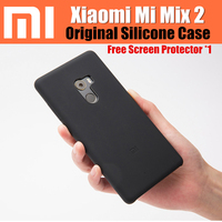 Xiaomi Mi Mix 2 Case Original 100 From Xiaomi Official Shell Xiaomi Mix 2 Silicone Back