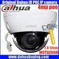 Dahua Poe варифокальным моторизованный объектив 2.8 мм ~ 12 мм камеры IPC-HDBW4431R-Z H.265 сеть CCTV камеры 4MP ИК 80 М ip-камера HDBW4431R-Z