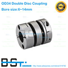 Double Disc Coupling...