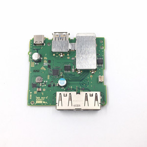 Image 1 - E house for Nintend Switch HDMI Output Charging Board with HDMI Port Socket Connector For NS Console