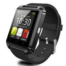 U8 bluetooth smart watch sport smartwatch uhren armbanduhren für ios iphone samsung huawei xiaomi android handys