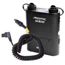 Godox PB960 Flash Power Battery Pack (Black) 4500mAh +Power Cable Cx For CANON GODOX YONGNUO Flash Speedlite