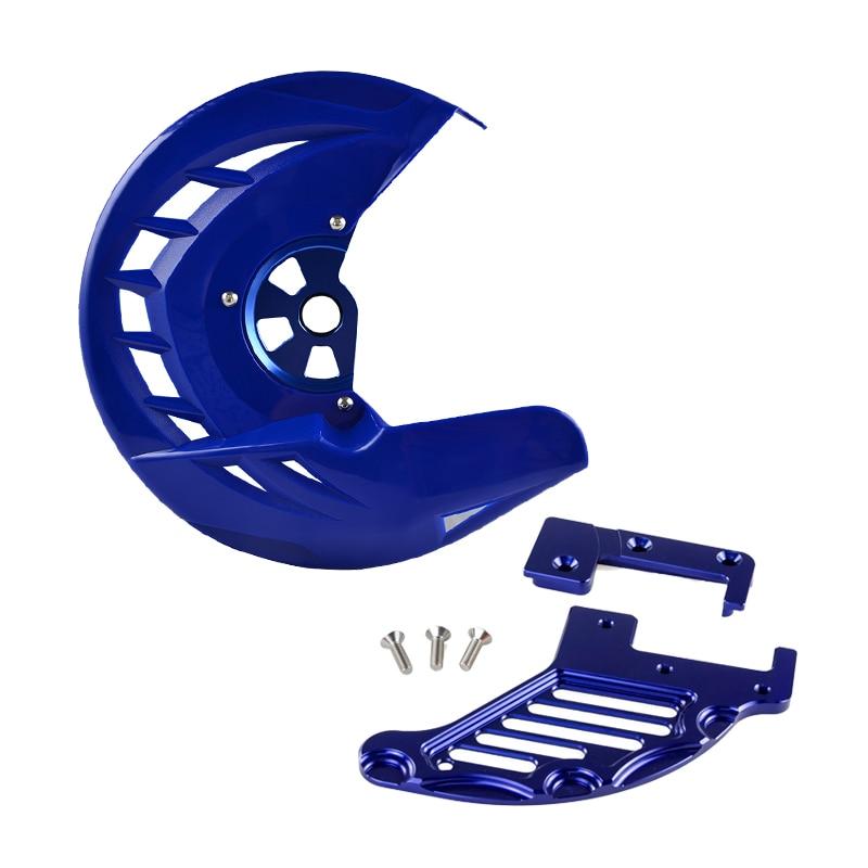 Front Rear Brake Disc Guard Protector for Husqvarna TE FE TC FC TX FX 125 250