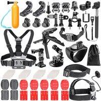 Neewer 62 in 1 Action Camera Accessory Kit for GoPro Hero 4/5 Session/Hero 1/2/3/3+/4/5/SJ4000/5000/6000/7000/Nikon DV