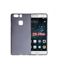 huawei p9 max. soft silicon hot case for huawei ascend p9 plus / max anti skid matte gel cover plus 5.5inch