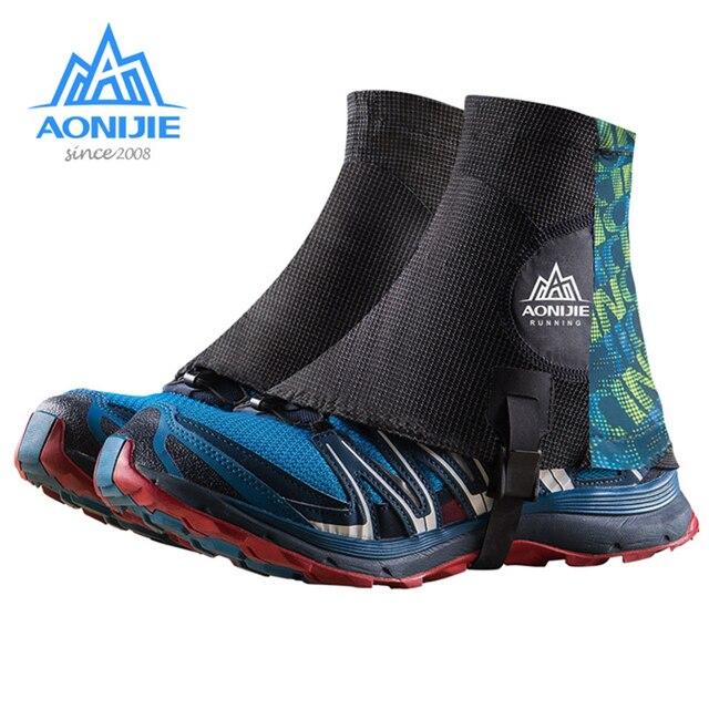 AONIJIE Outdoor High Running Trail Gaiters - E941