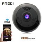 FREDI Ceiling Fisheye 1080P IP Camera 360 Degree Panoramic Wireless WiFi Home Security Camera Infrared Night Vision CCTV Camera