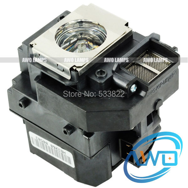 ФОТО ELPLP58 / V13H010L58 Compatible lamp with housing for  EX3200/EX5200/EX7200, EB-S10/S9/S92/W10/W9/X10/X9/X92