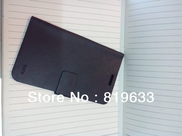 5pcs/lot Original protective case cover for 5.0inch Star  N8000 N8000+  A9220(Note2) MTK6575 MTK6577 black color free shipping