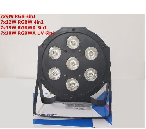 RGBW RGBWA 7x18W LED Flat SlimPar RGBWA UV Light 6in1 LED DJ Wash Light Stage dmx light lamp dmx controller 6/10 channes desire sport духи с феромонами 8 мл для мужчин древесный