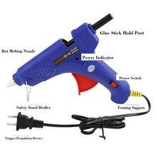 100 Вт PDR инструменты для удаления вмятин, автомобильный безболезненный пистолет для ремонта вмятин, используемый для 11 мм клеевого стержня с 1 шт. вилкой европейского стандарта в подарок