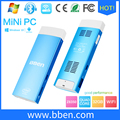 BBen Mini PC Windows 10 и Android 5.1 Intel pc Z8350 Quad Core двойной OS RAM 2 Г ROM 32 Г HDMI Wi-Fi BT4.0 TV Stick Mini PC компьютер