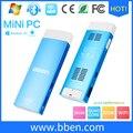 BBen Mini PC Windows 10 & Android 5.1 Intel pc Z8350 Quad Core Dual OS RAM 2G ROM 32G HDMI Wifi BT4.0 TV Stick Mini PC Computer