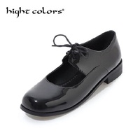 2018 New Fashion Mary Jane Shoes Women's Flat Shoes Hollow Lace School Wind Sweet Lolita Flats Round Toe Big Size 34 43