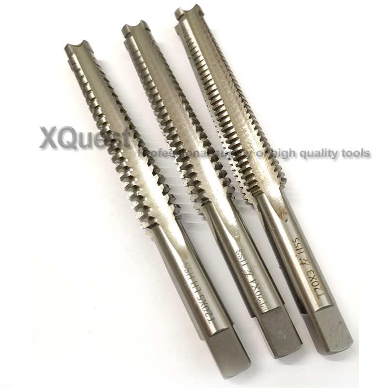 NEW High Quality TR14 x 3 Trapezoidal Metric HSS Right Hand Thread Tap