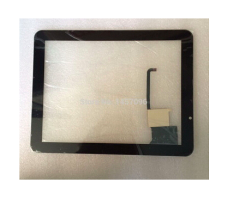 New Capacitive touch screen touch panel digitizer glass replacement for 9.7' Bliss Pad R9720 BPR9720 Tablet Free Shipping