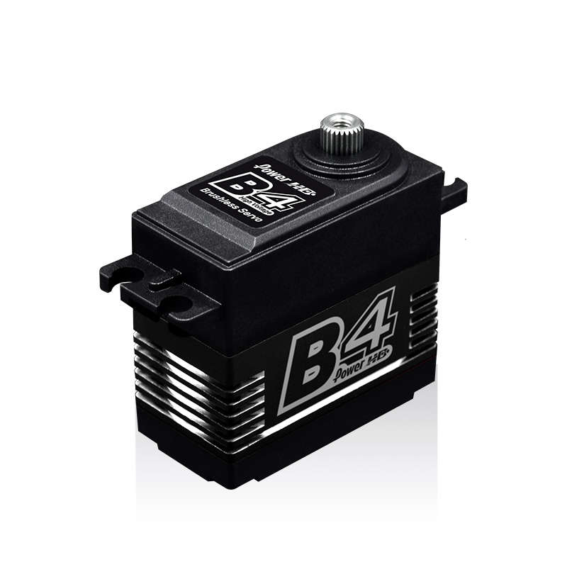 Power HD B4 brushless metal servo 25KG/60g for RC airplane helicopter jx pdi 5521mg 20kg high torque metal gear digital servo for rc model