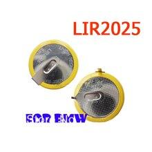 LIR2025 (3.6 В) Аккумуляторная Батарея Для BMW Дистанционного Брелока Дистанционного 20 шт./лот