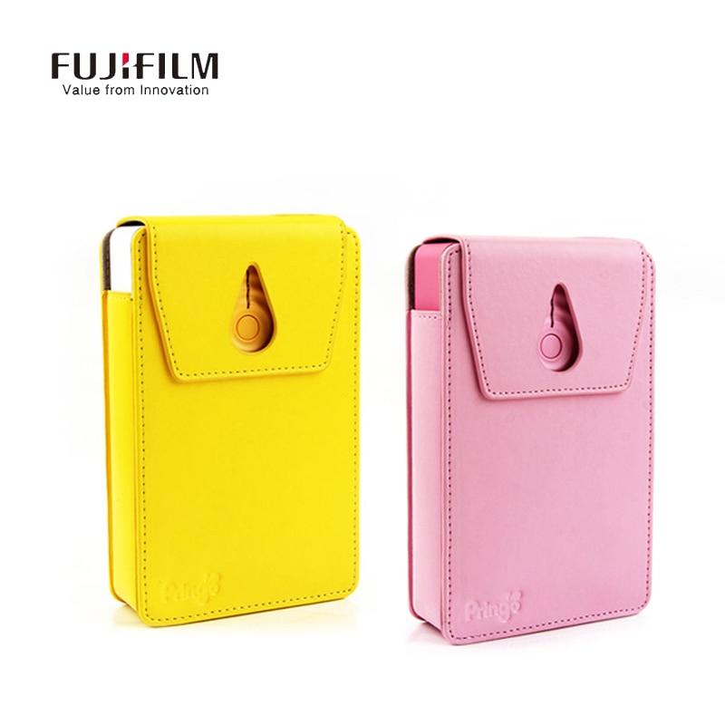 Pringo P231 Fashion Leather Bag Case Protection Cover for HiTi Pringo P231 Pocket WiFi mini mobile phone Photo Printer