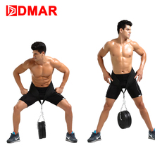 DMAR Waist Load Belt Weight Lifting Bodybuilding Squat Equipment Gym Fitness Exercise Barbell Dumbbell Muscle Training цена