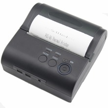 JP-80LYPD Mini 80mm IOS Android Bluetooth Thermal Printer 80mm Portable Bluetooth IOS Thermal Receipt Printer Bluetooth Android