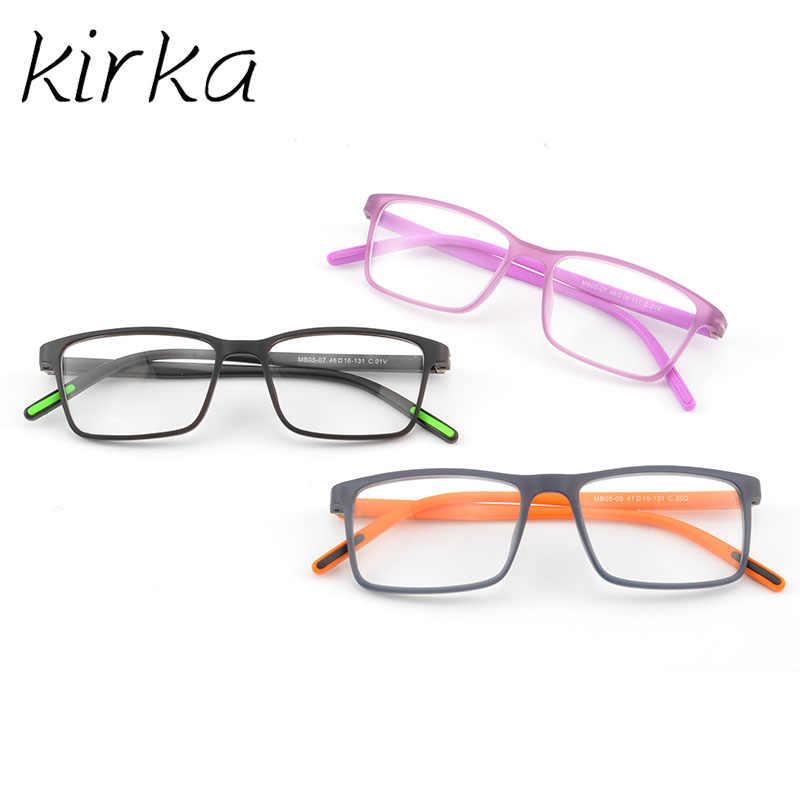 Kirka TR90 Flexível Crianças Óculos Optical Óculos Para Criança Suaves Crianças Armações de Óculos Armações de óculos para Crianças