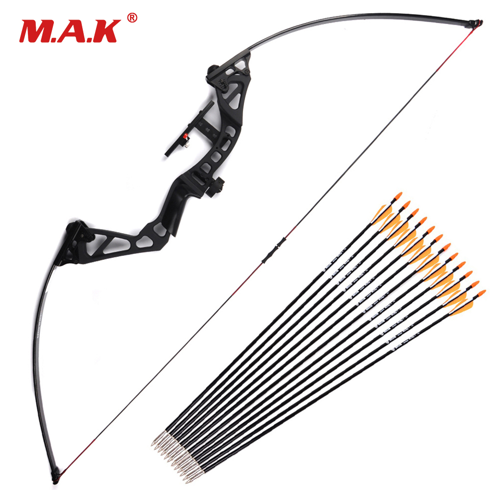 Upgraded Version Of The Tension Adjustable Straight Pull American Hunting Recurve Bow For New Beginner To Expert