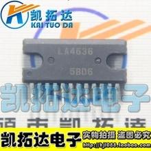 Si  Tai&SH    LA4636  integrated circuit