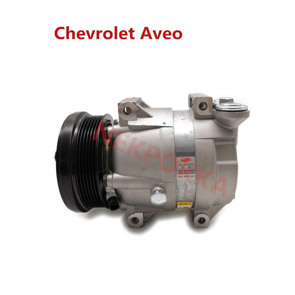 Automotive air conditioning original compressor for DELPHI Chevrolet Aveo,6PK V5 1.4 06.Automotive air conditioning original compressor for DELPHI Chevrolet Aveo,6PK V5 1.4 06.