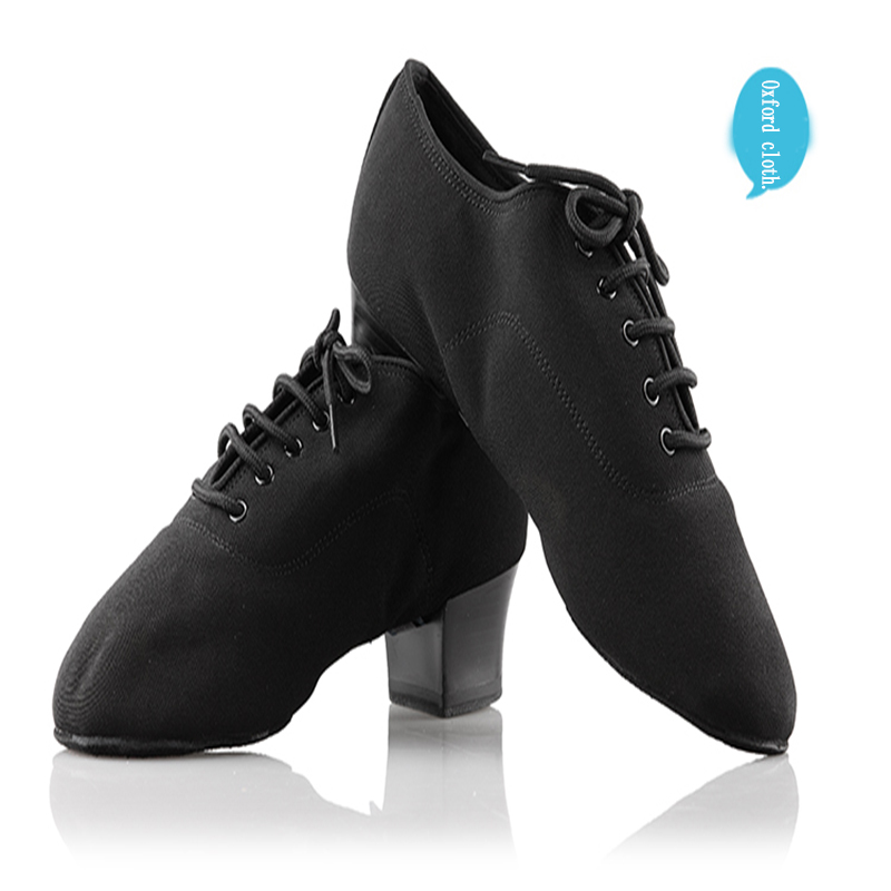 Sports Game Dedicated Dance shoes Latin Men shoe Christmas Gift BD 419 Genuine Leather Dance school for Wear-resistant Non-slip