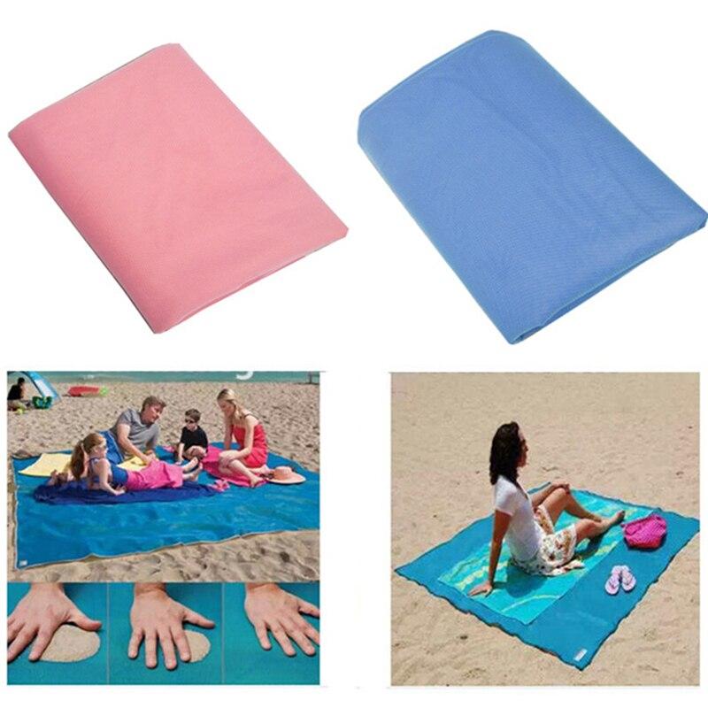 200x200cm Waterproof Sand Free Mat Outdoor Camping Foam