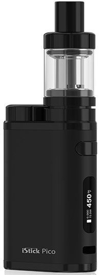 100% Original-Eleaf ISTICK PICO Kit 75W-Firmware Upgradeable Mod Eleaf Melo 3 mini Eleaf Melo 3 tank_1 -  (2)