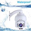 new Mini PTZ IP Camera High Speed Dome ip Camera 1080P 20X Optical Zoom Outdoor Waterproof ONVIF CCTV CAM surveillance system