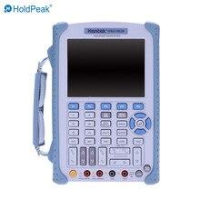 Hantek DSO1062B 2 в 1 Ручной осциллограф 2 канала 60 МГц 1GSa/s частота дискретизации 1 м глубина памяти 6000 отсчетов Multimter DMM