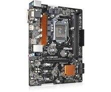 Бесплатная доставка/оригинал материнская плата для ASRock H110M-HDV поддержка DDR4 М-ATX