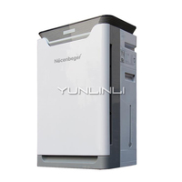 Negative Ion Household Fog free Humidification Air Purifier Dust Removal And Smog Removal Smoke Air Purifier KJ420F D7
