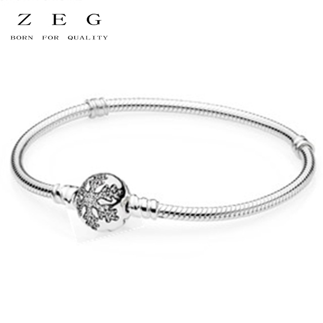 Zeg New High Quality Logo Snow Bracelet Free Package Manufacturers Whole Mail